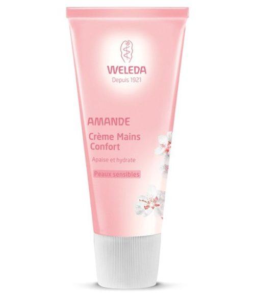 Crème Mains Confort à l'Amande