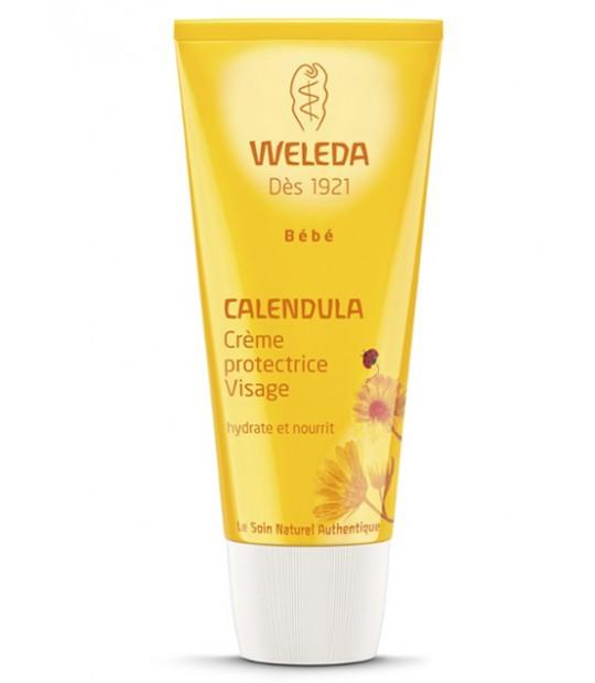 Crème protectrice Visage au Calendula